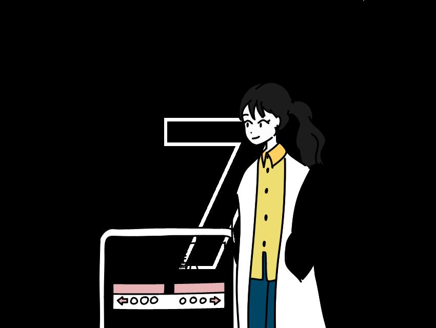駅チカ<br class='sp'>徒歩5分