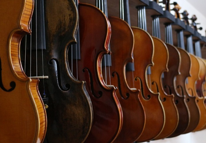 ヴァイオリンの値段について