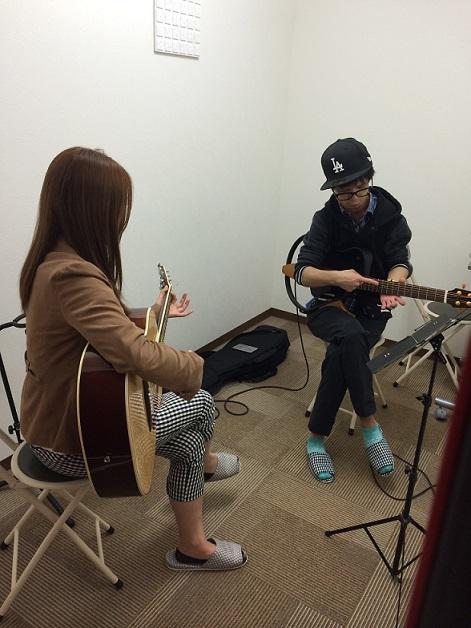 ギター吉村さん