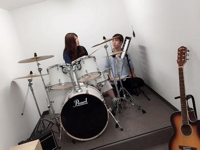 藤井さんドラム